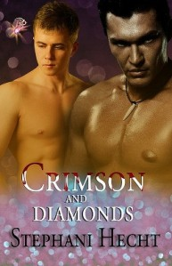 Crimson and diamonds pic